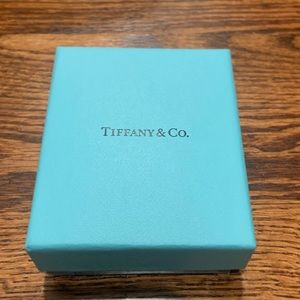 Authentic Tiffany & Co. small box (empty)